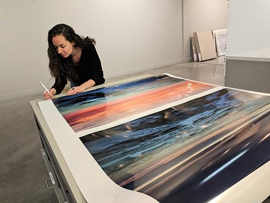 art prints signing