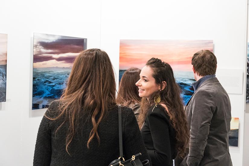 art show artist