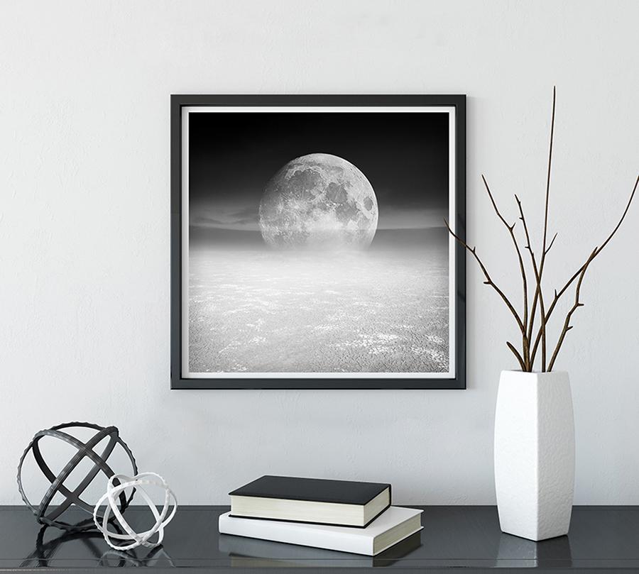 desert moon art prints