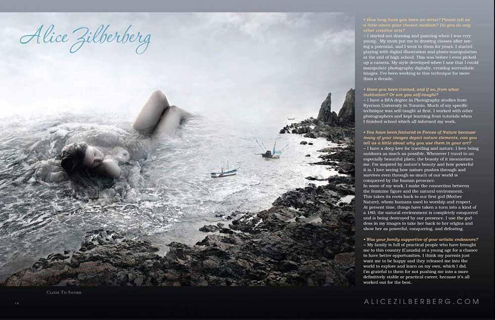 miroir magazine alice zilberberg