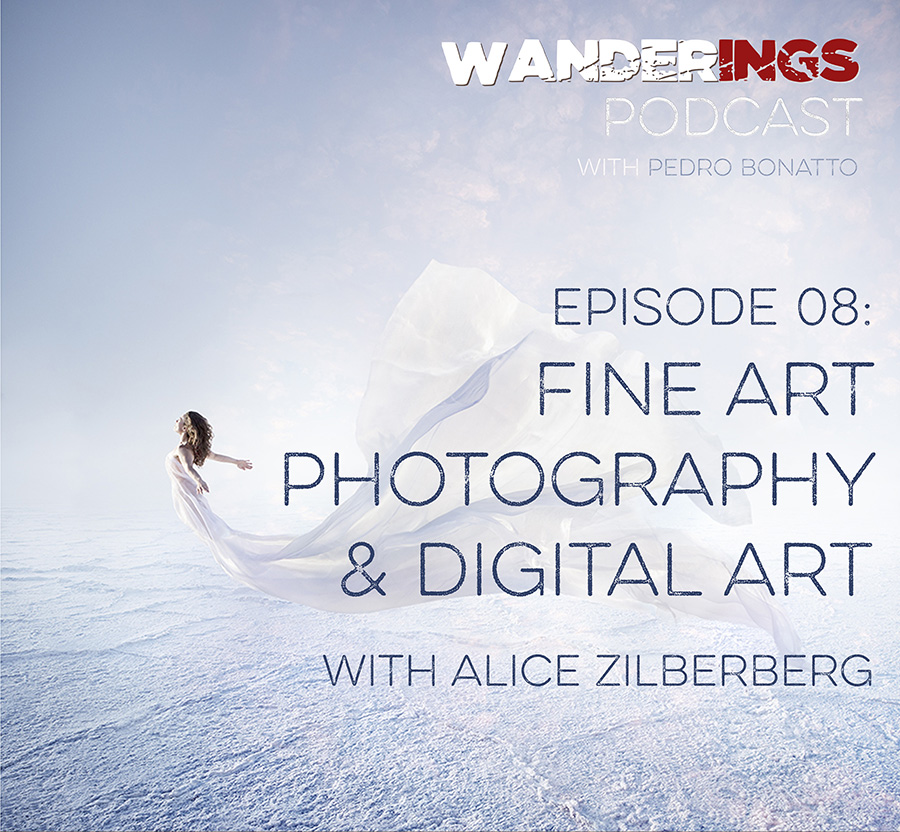 wanderings podcast alice zilberberg